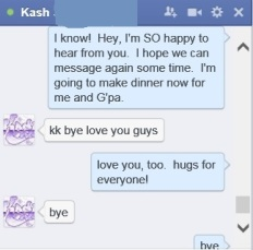 kash message 2